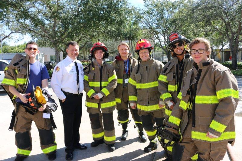 Weston University Fire & EMS Services Day
