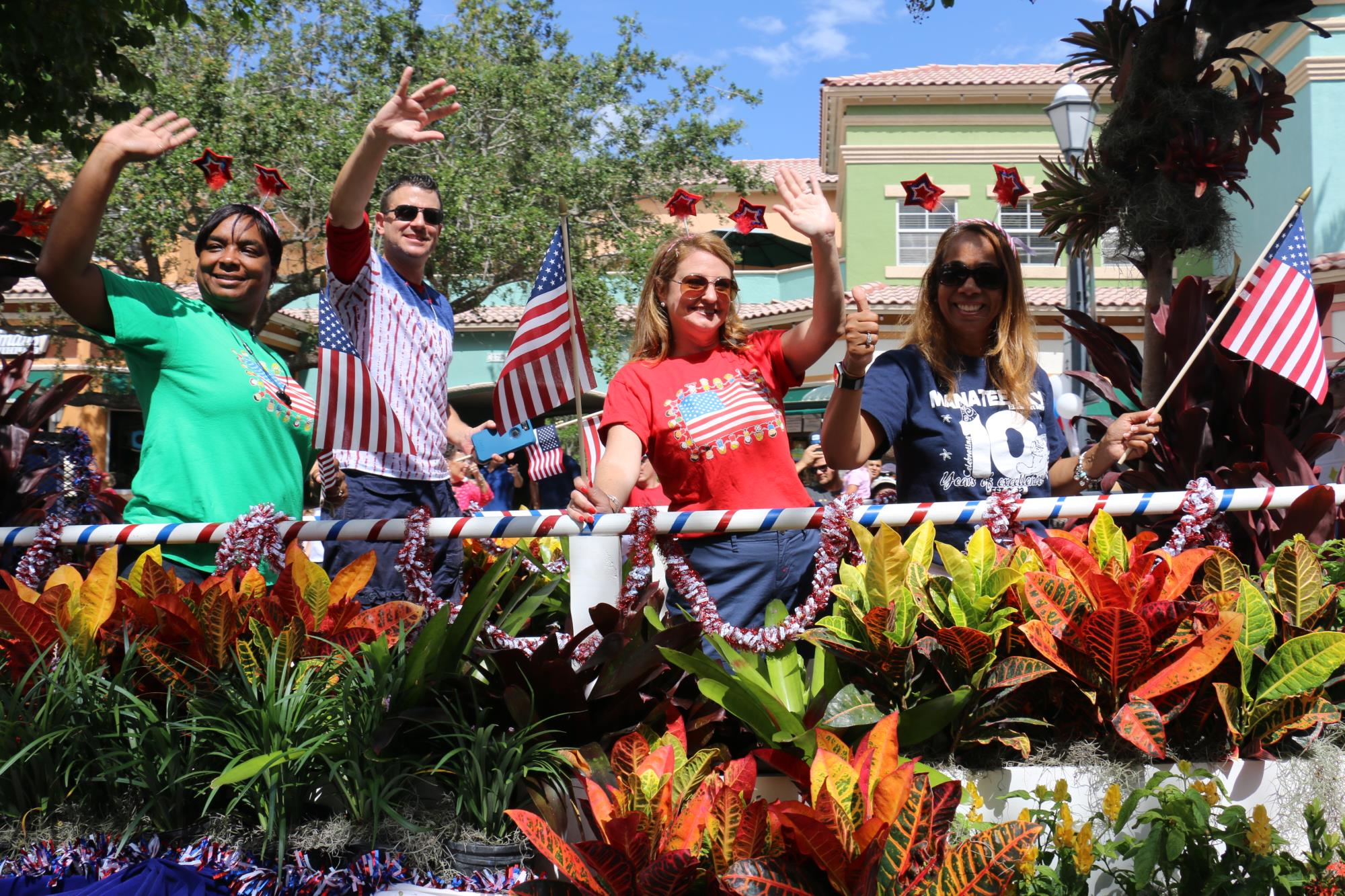Weston's Annual July 4th Hometown Celebration Parade