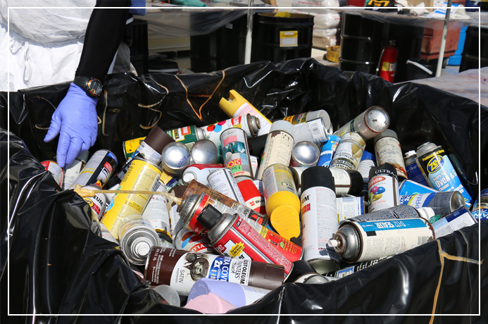 Household Hazardous Waste and Electronics Recycling | City