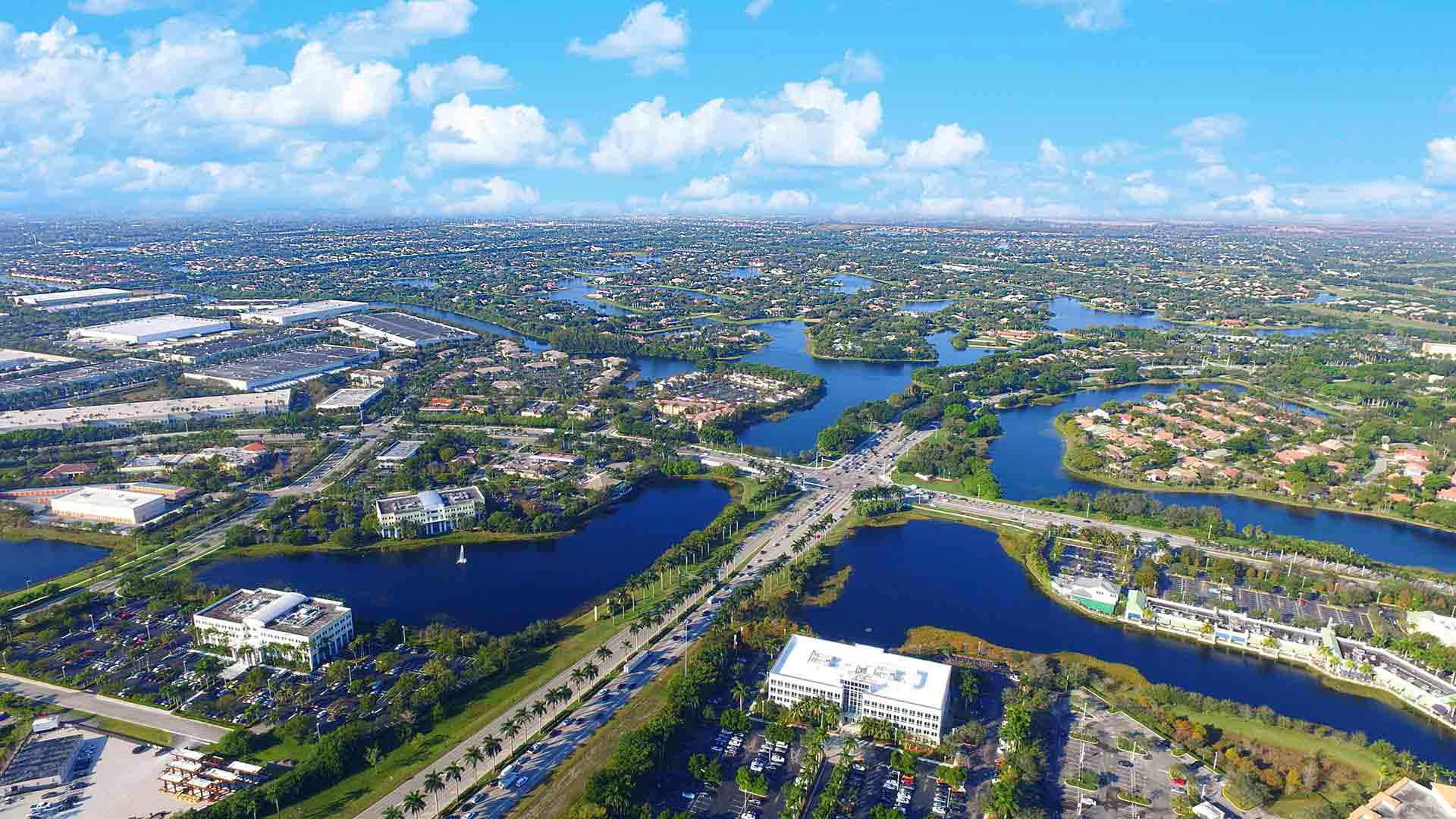 Weston Florida Map.Coyotes In Florida News City Of Weston Fl