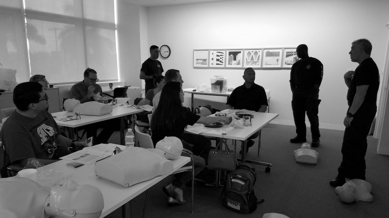 CERT CPR Training - Image 1