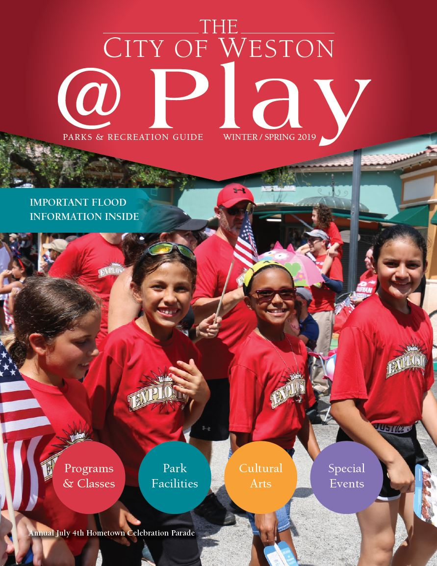 @Play, Parks, Guide, Recreation, Fall 2018, Programs, Classes, Events