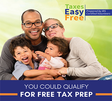Free Expert Tax Preparation for Qualifying Taxpayers