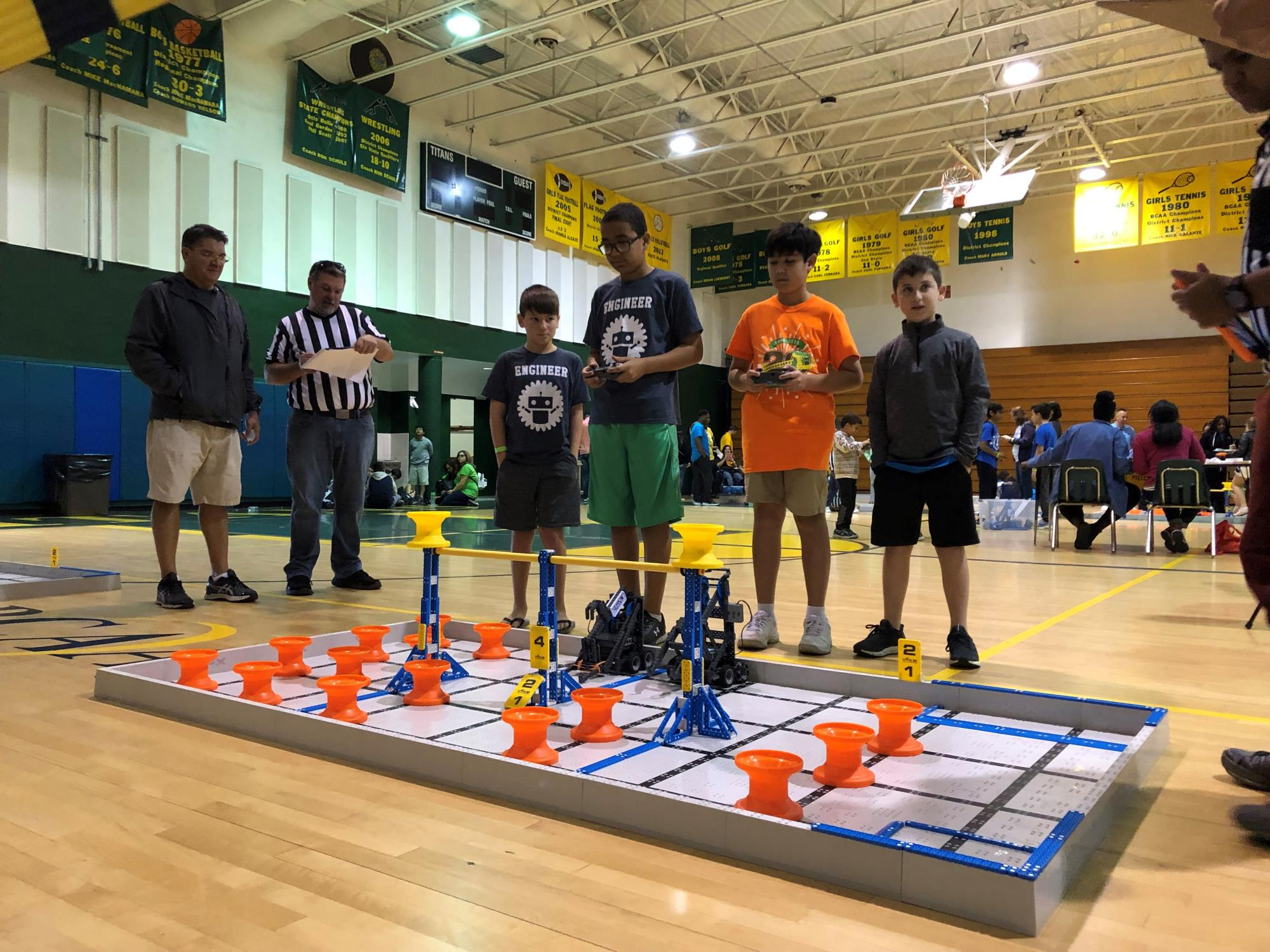 Gator Run Elementary Tops in SECME STEM Olympiad