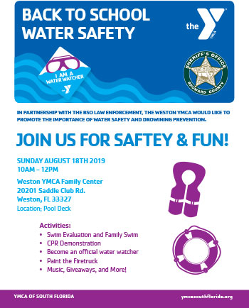 Back To School Water Safety Flyer (Thumb)