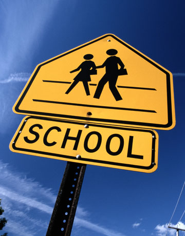 Back to School: Traffic Safety - Drive Safely