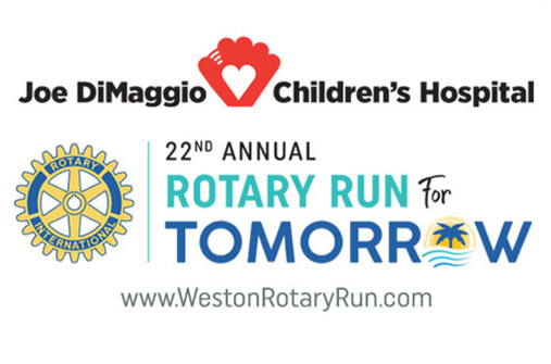 2019 Weston Rotary Run For Tomorrow
