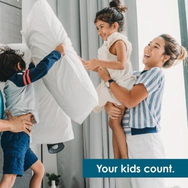Your Kids Count in the 2020 Census