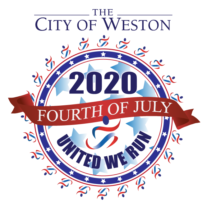 Weston's Annual 4th of July Hometown Celebration VIRTUAL 5K Run/Walk