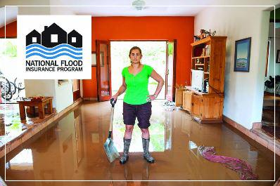 National Flood Insurance Program - Flood Problem Image