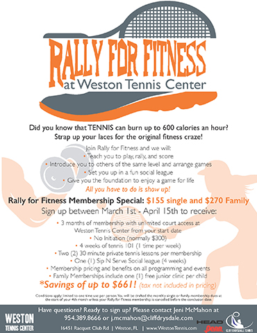 WTC Rally for Fitness - March 2019