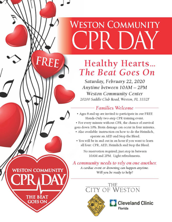 2020 Weston CPR Day Flyer (Thumb)