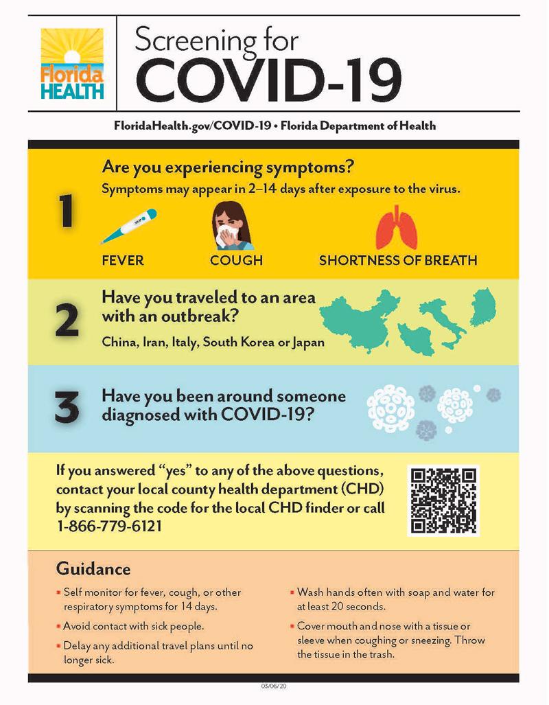 Coronavirus self_screening